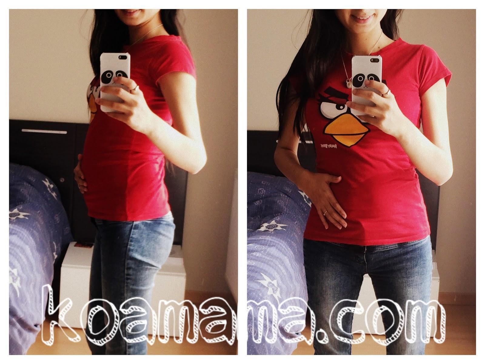 embarazo 20 semanas
