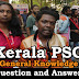 Kerala PSC General Knowledge Question and Answers - 64