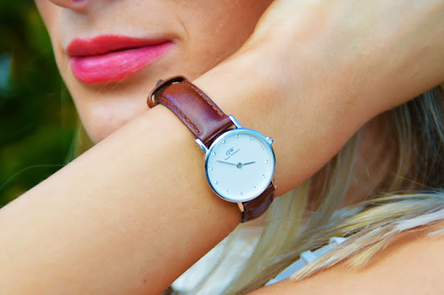 daniel wellington brown classy sheffield watch designer deal