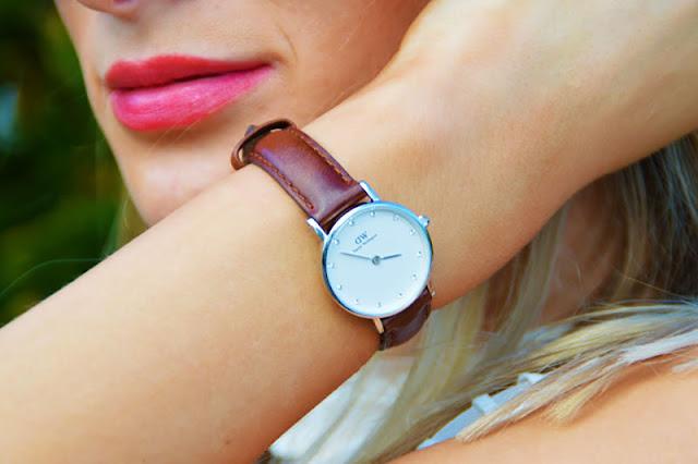 daniel wellington brown classy sheffield watch designer deal