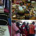 Na wa o! EFCC Recovers 50 Land Documents, Jewellery From Ex-NSA Muktar & Wife