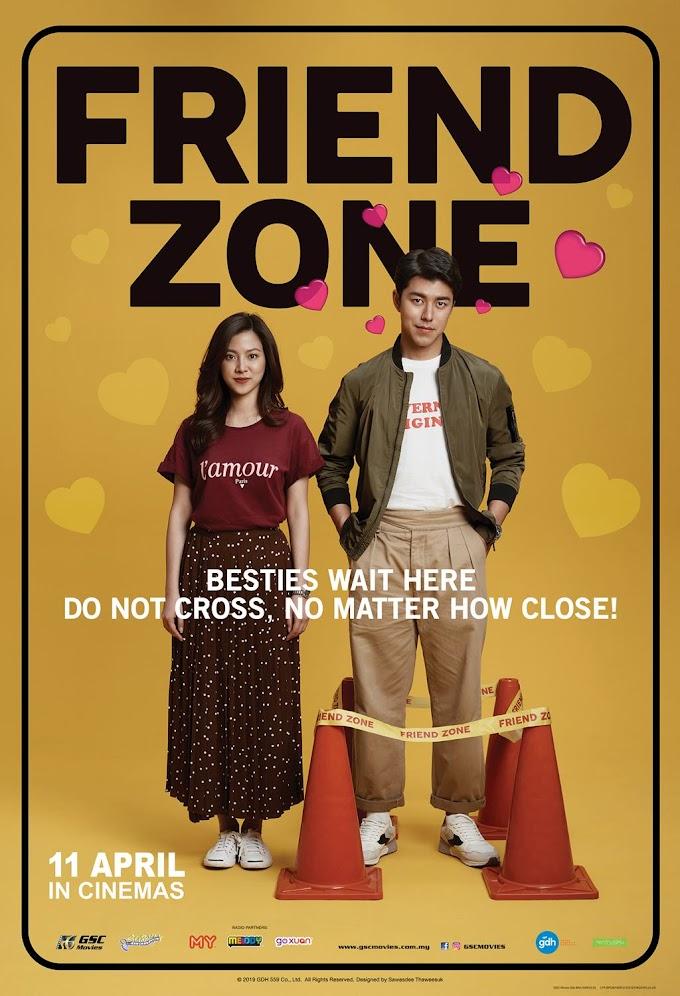 Review Filem Friend Zone