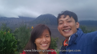Han Ni Lee-Solo traveler (SG), transport from Surabaya Airport to Mount Bromo. February 11th-12th, 2017.