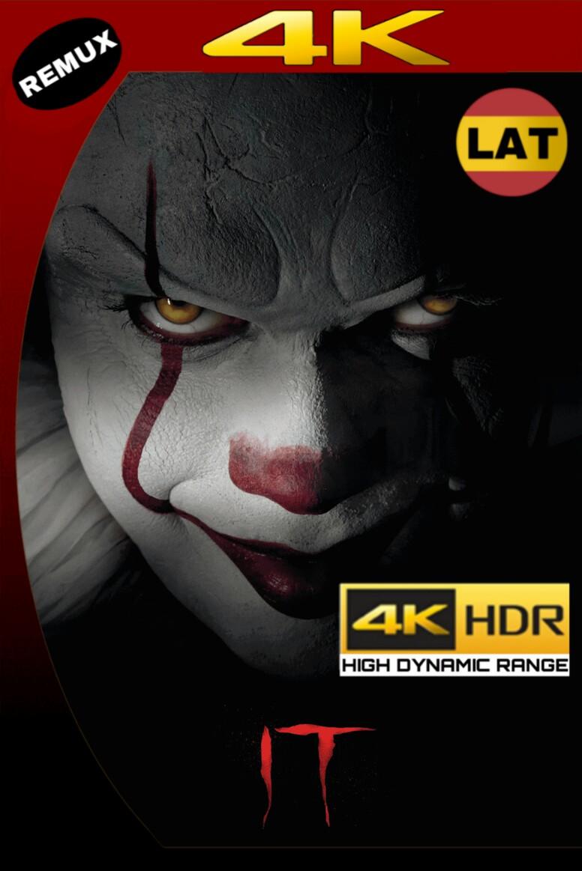 IT (ESO) 2017 REMUX 4K 2160P UHD [HDR] LATINO+3 MKV