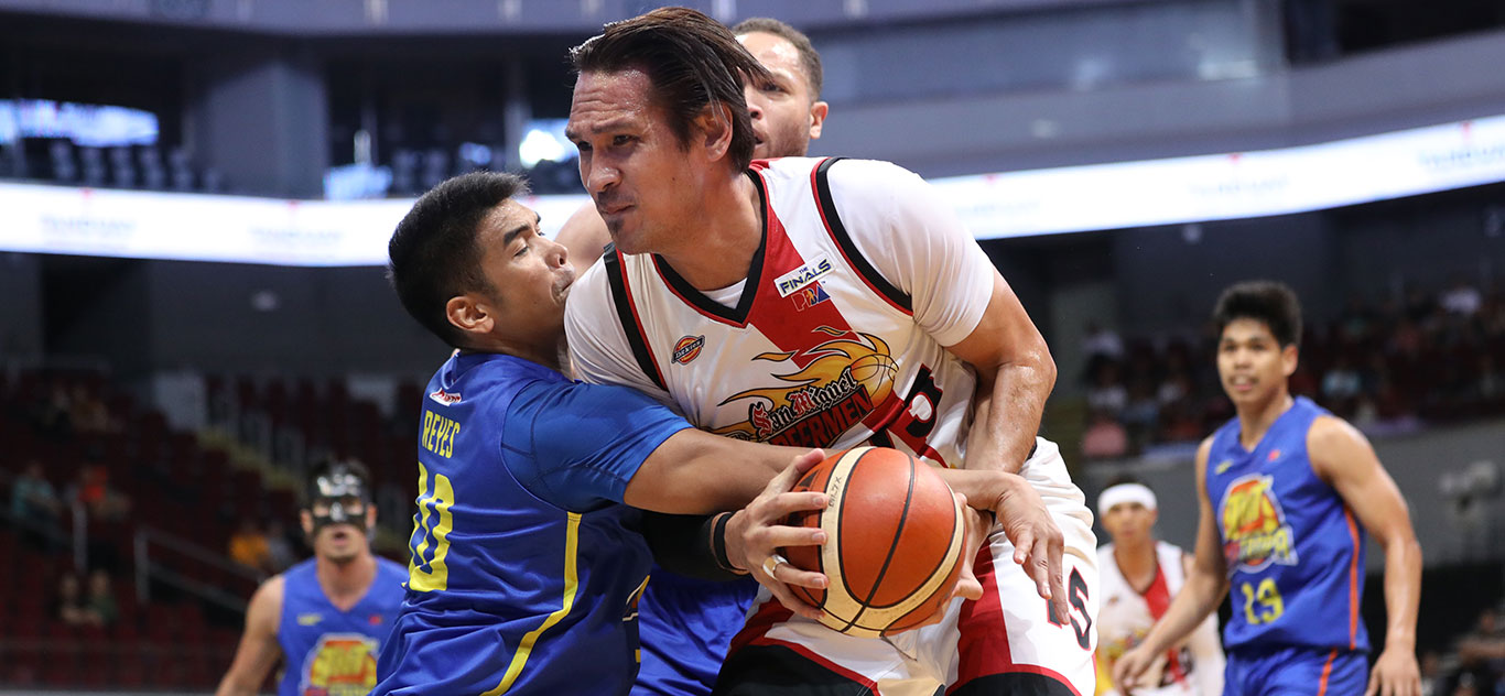 San Miguel eliminates TNT, 96-86 (REPLAY VIDEO) April 10 | QF Game 3
