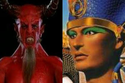 Kisah Pertemuan dan Dialog Iblis Dengan Raja Fir'aun