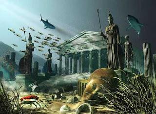 Атлантида, загадка исчезнувшего континента