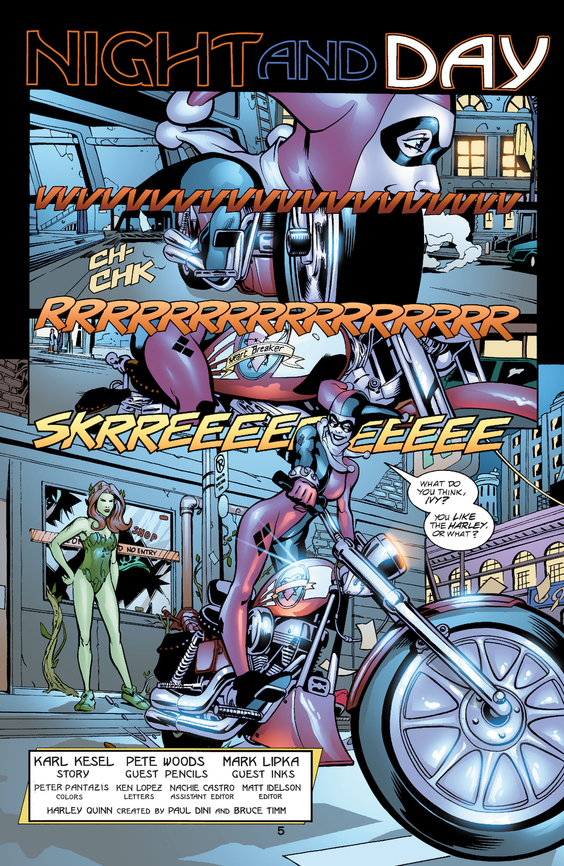 Harley Quinn (2000) Issue #13 #13 - English 6