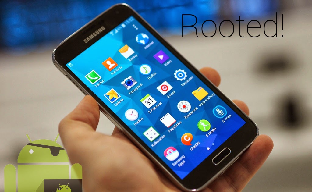 SM-G900F] How To Root Samsung Galaxy S5?