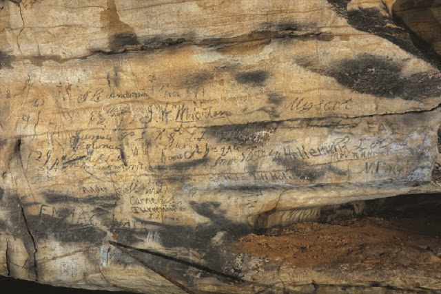 Researchers interpret Cherokee inscriptions in Alabama cave