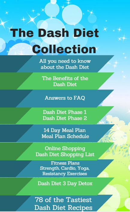 The Complete Dash Diet Collection