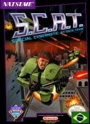 S.C.A.T. - Special Cybernetic Attack Team (BR)