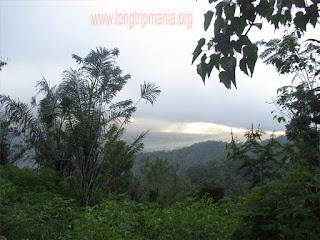 Tempat Wisata Pendakian Gunung Dwangga Karangasem
