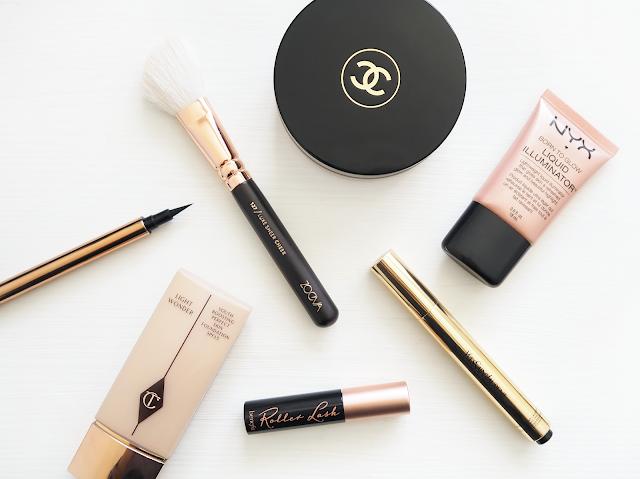 Glowy Makeup Routine