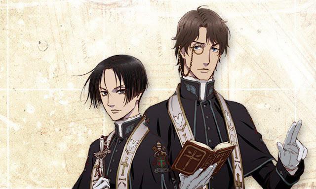 Vatican Kiseki Chousakan: Religión en el anime