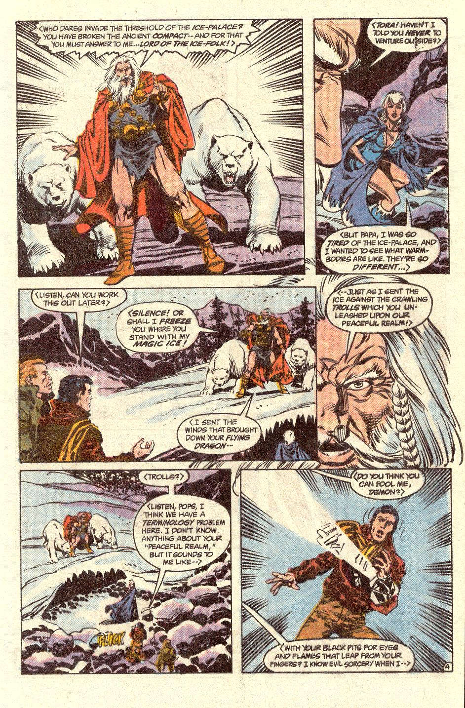 Read online Secret Origins (1986) comic -  Issue #33 - 34
