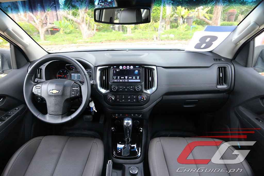 First Drive: 2017 Chevrolet Trailblazer and Chevrolet ...
