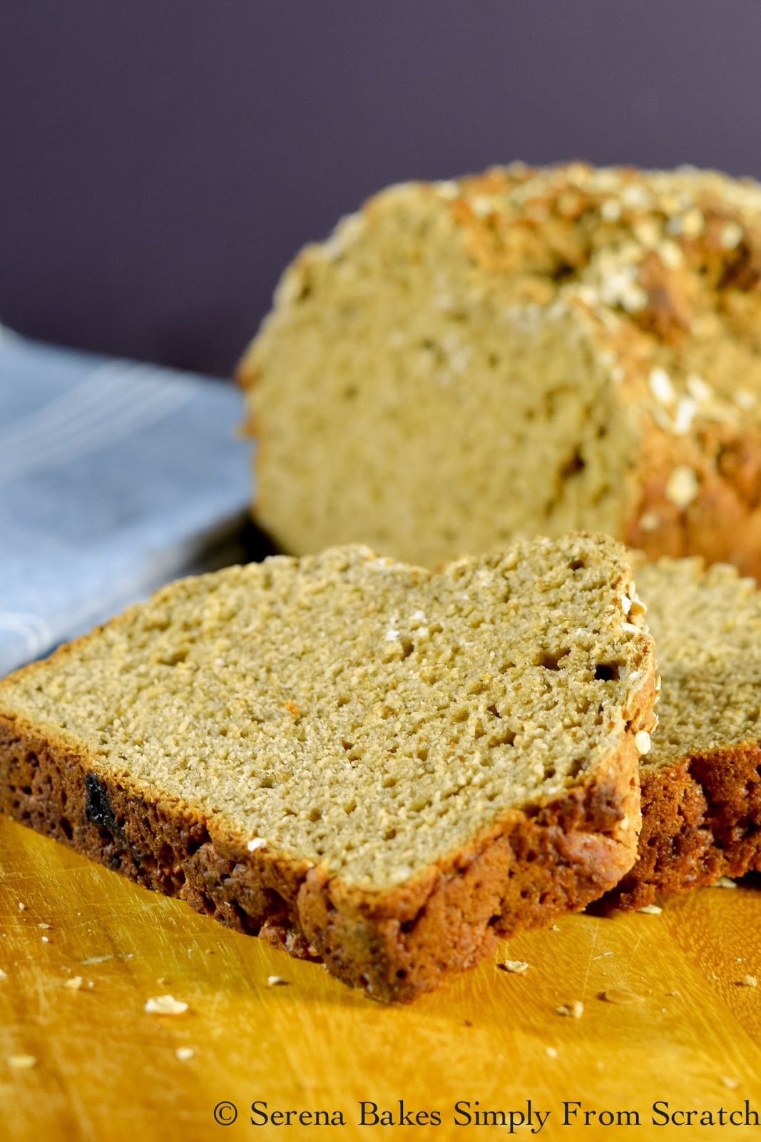 Easy to make Irish Brown Bread.