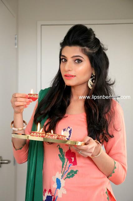 Easy Indian Wedding makeup