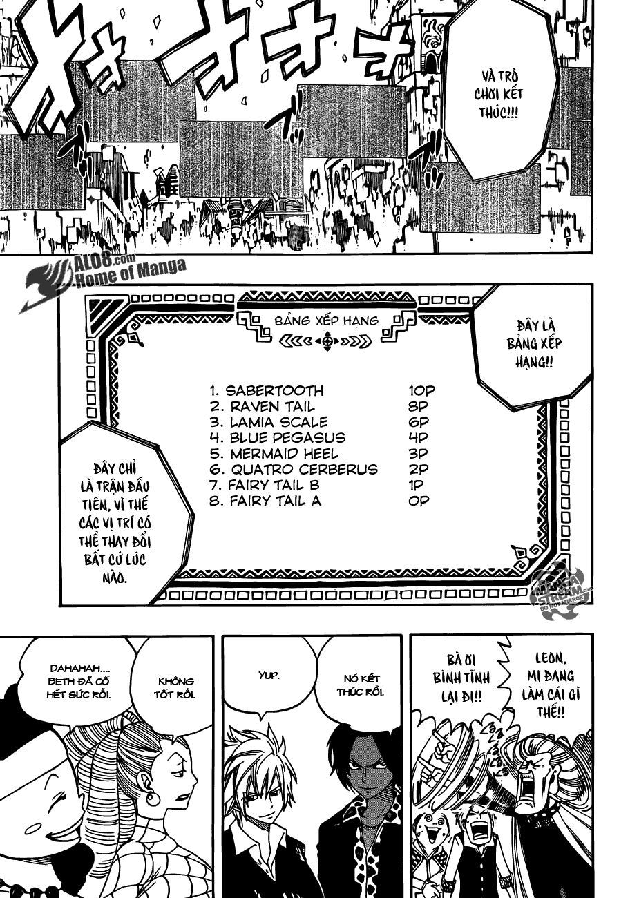Fairy Tail chap 270 trang 20