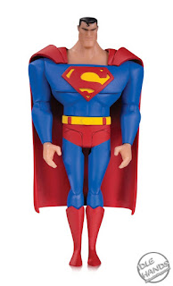 SDCC 2018 DC Collectibles Justice League Animated Series Action Figures Superman