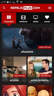 تحميل تطبيق Repelis plus لمشاهدة وتنزيل اخر الافلام للاندرويد مجانا