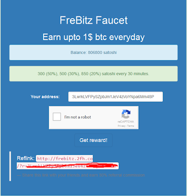 Themethods To Earn Online Create Your Own Btc Faucet At
