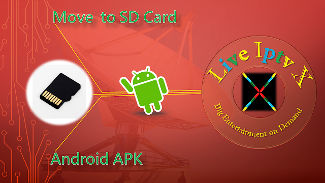 Move Apps to SD Card APK