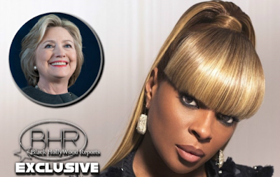 "Mary J. Blige Slams Haters Telling Them To ""Shut The F*ck Up "" Regarding Her Interview With Hillary Clinton"