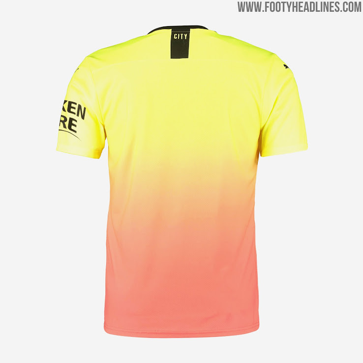 new product 859a7 34db1 Puma Manchester City 19-20 Third Kit Released - Footy Headlines