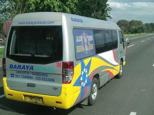 Baraya Travel Tangerang-Bandung