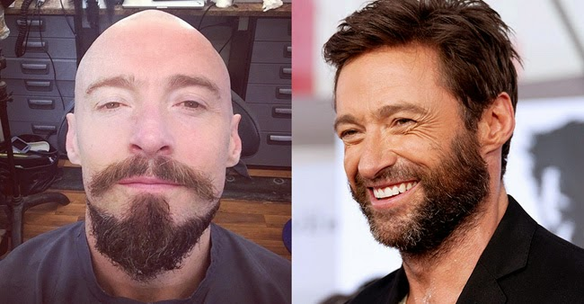 Photos X-men Hero Hugh Jackman as BlackBeard on Pan Movie Goes Viral
