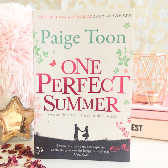 One Perfect Summer by Paige Toon book