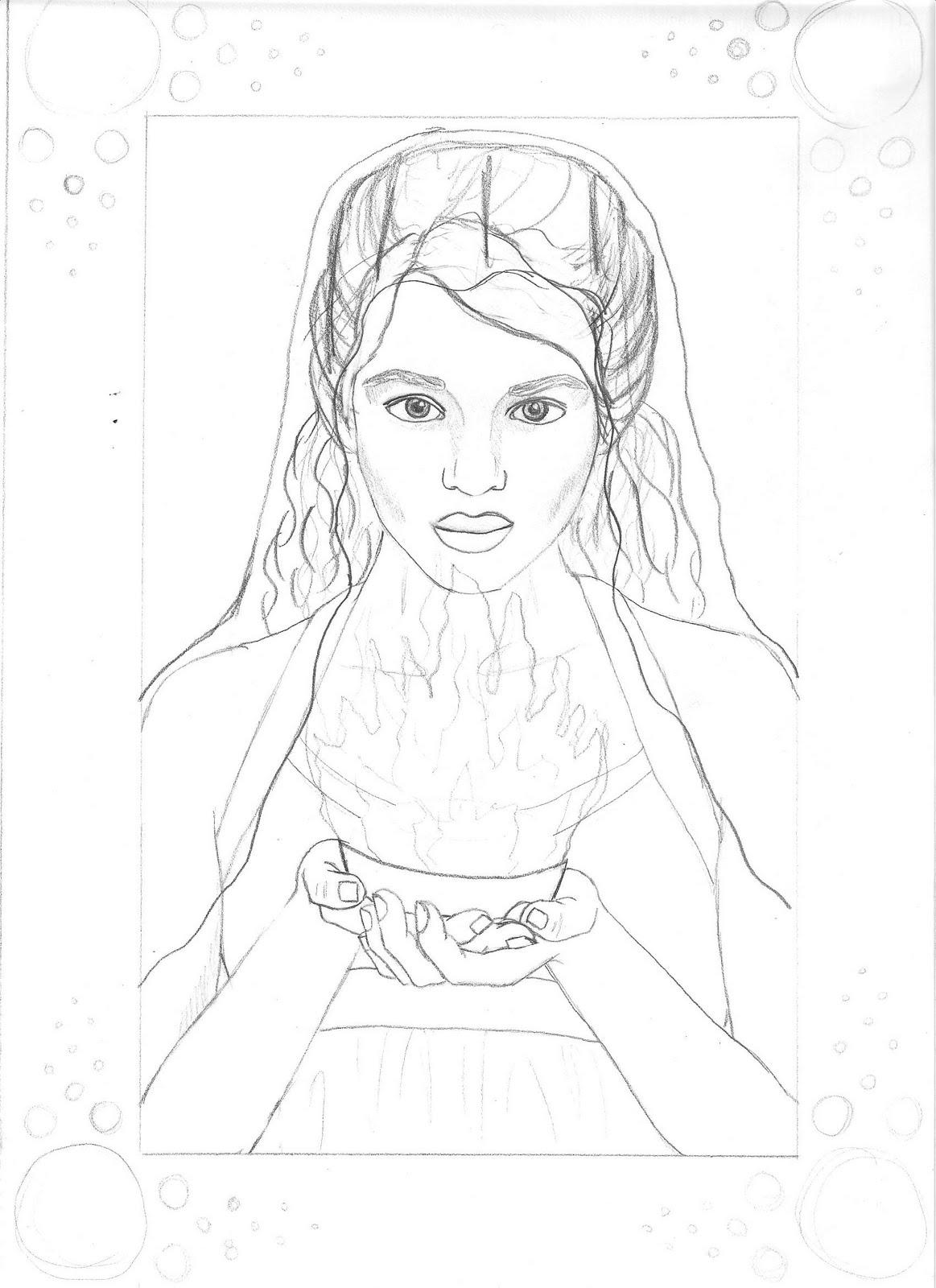 Chrissy's Creative Art Stuff: Sketches of Greek Gods and ...