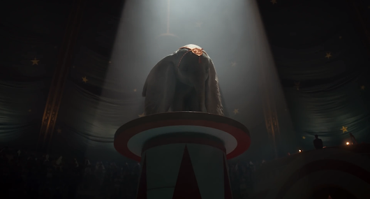 DUMBO SHINES IN A NEW TRAILER!