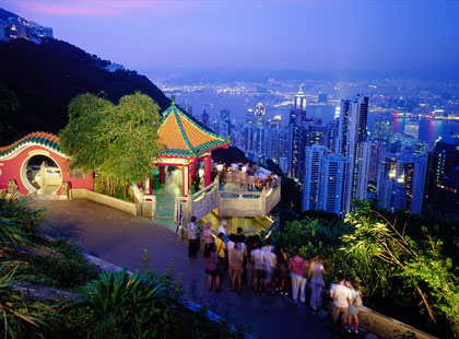 Hong Kong Zeitzone