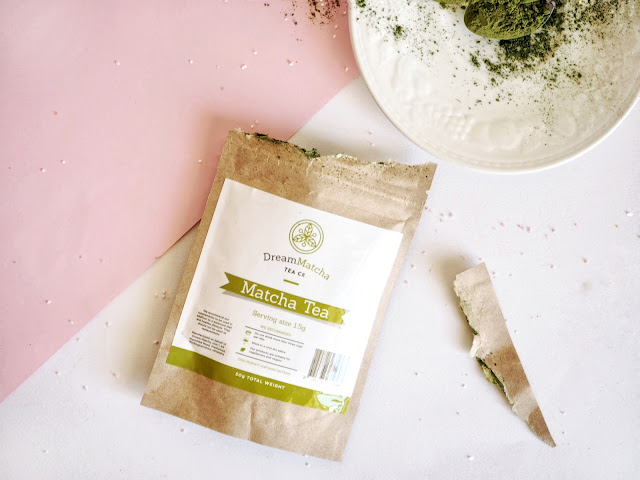 Dream Matcha Ceremonial Grade Matcha Green Tea Powder