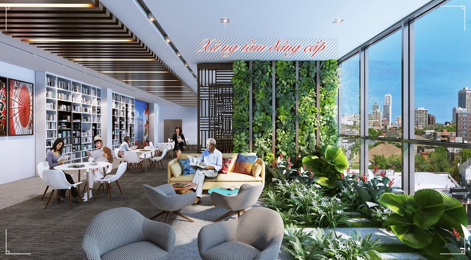 Sống đẳng cấp sống xứng tầm tại chung cư Hinode Minh Khai