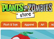plants vs Zombies Store oficial