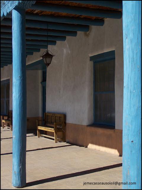 Architecture de Santa Fe
