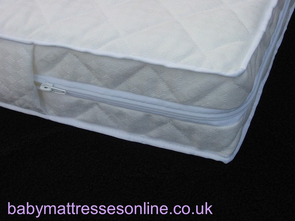 After Much Ping Around For Mattresses Baby S Cot Bed We Had Decided To Go Along With Pocket Sprung Mattress Cool Max Cover
