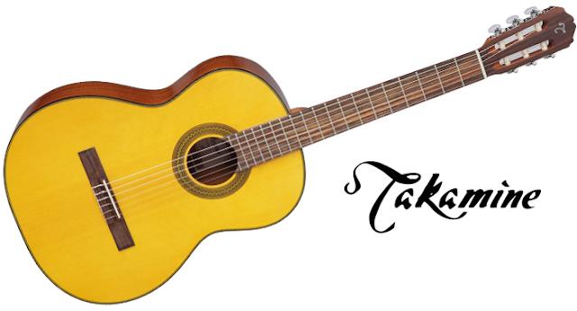 Guitar Classic Takamine GC-1NAT