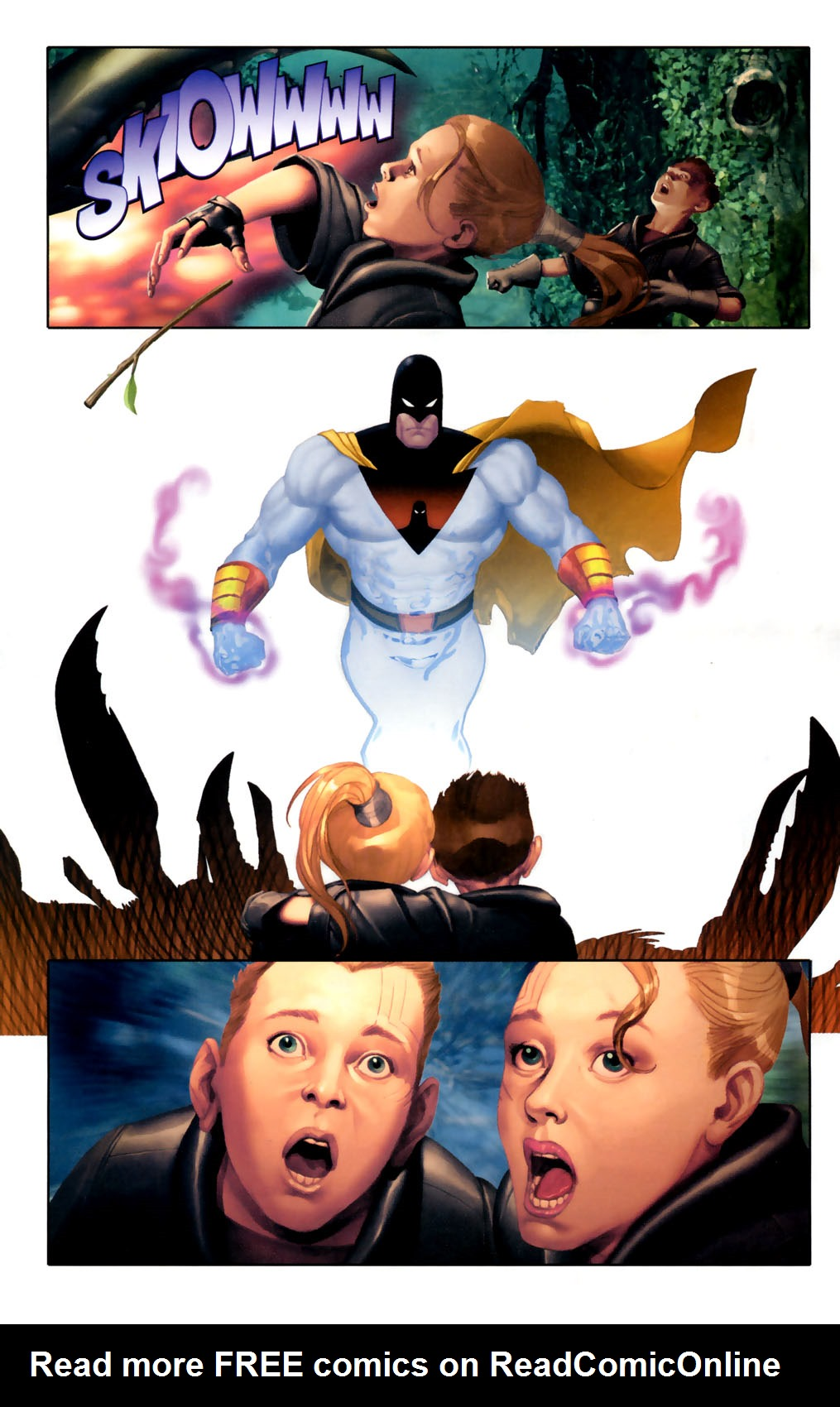 Read online Space Ghost (2005) comic -  Issue #4 - 11