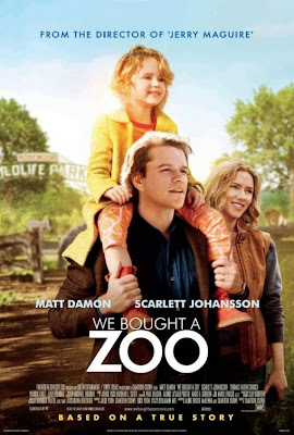 We Bought A Zoo Film Poster