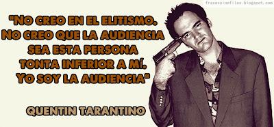 Resultado de imagen de Frases de Tarantino