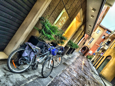 bicycle rental in bologna