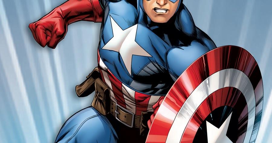 Baú Da Web: Imagens Do Capitão América