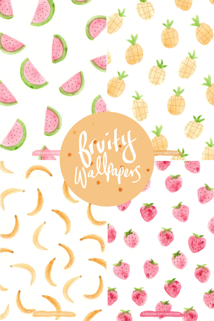 Cute Pineapple Wallpaper | www.imgkid.com - The Image Kid ...