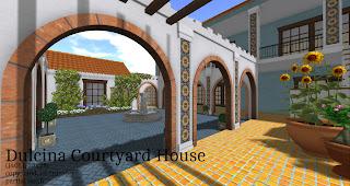 Dulcina Courtyard House