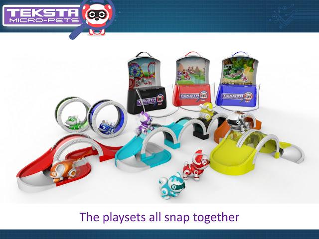 robotic toys